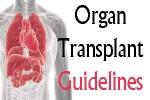 OrganTransplant-guidelines
