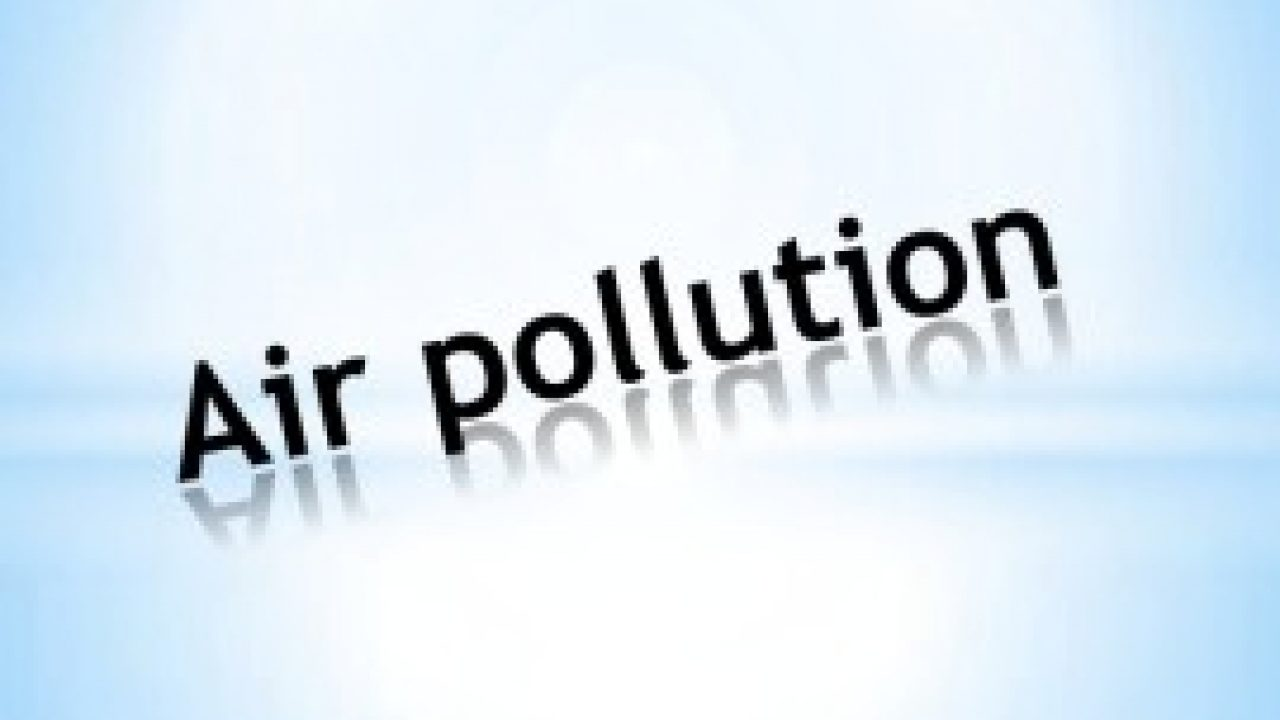 INCREASE IN SALE OF AIR PURIFIERS AS AIR POLLUTION RISES