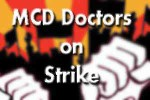 mcd-doctors-on-strike.