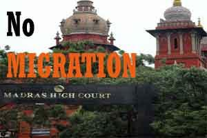 Madras High Court dismisses review application by state government