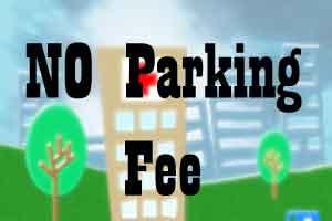 No parking fee at South Delhi Hospitals and Malls