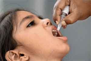President Kovind launches Pulse Polio programme for 2018