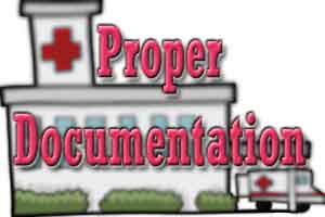 A Doctor is saved because of proper documentation !!!