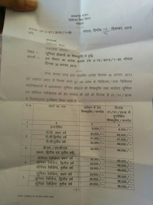 Mp stipend increase order copy 1