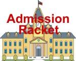 Admission-racket