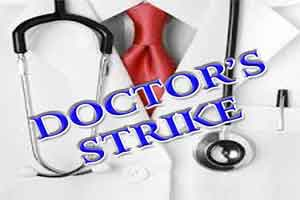 3000 surgeries cancelled as British doctors strike