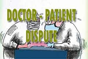 Lucknow: Doctor- Patient dispute reported from KGMU ward