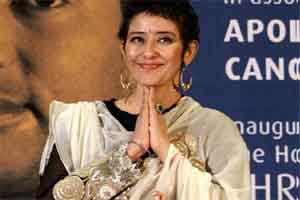 Manisha Koirala to launch app on cancer
