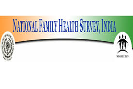 Phase 1 result of National Family health survey 2015-16 out