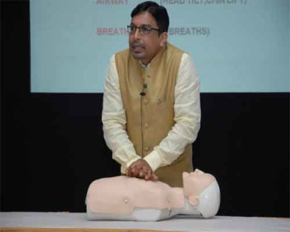 Banglore: Fortis Hospitals initiate CPR Drive
