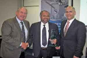 Kerala dentist wins top honour in Australia