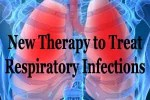 new therapyto treat respiratory infections