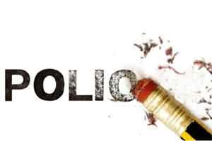 India acting against spread of polio across borders