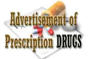Centre to impose restrictions on drug advertisement