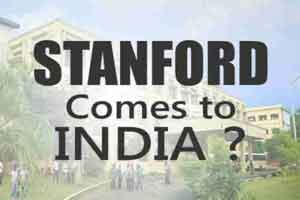 US based Stanford University plans to set medical college in Greater Noida