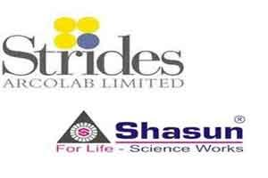 Strides Shasun gets CCI nod to buy Sun Pharma's two divisions