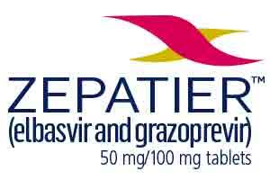 FDA approves Zepatier for treatment of chronic hepatitis C genotypes 1 and 4