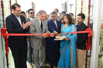 Ratan Tata inaugurates 351-bedded Nayati hospital in Mathura