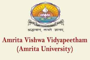 Amrita University to set up medical varsity at Amaravati