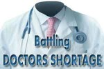 Battling doctors shortage