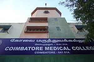 Coimbatore Medical College: Free clothing store for inpatients