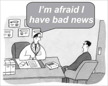 How to deliver a bad news to a patient