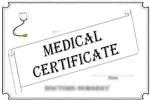 MEDICAL-CERTIFICATE