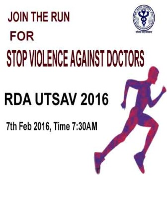 New Delhi: AIIMS to organise marathon on Violence Against Doctors