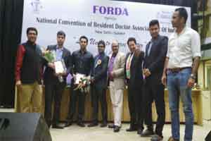 New Delhi: First Resident Doctor Convention organised