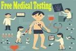 free medical test