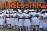 nurse strike