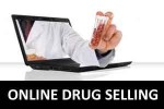 online drug selling