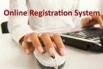 online ragistration system