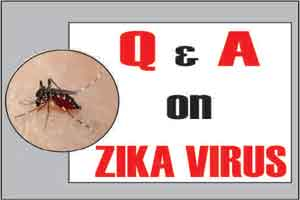 Important Q and A for practitioners about Zika Virus