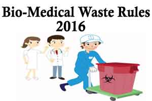 New Bio-medical Waste management rules released