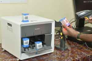 Meerut : District Hospitals to be equipped with CB NAAT machine for MDR TB