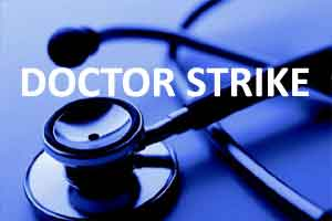 New Delhi: Safdarjung Hospital Doctors call it a strike after PG student assaulted