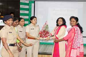 S L Raheja Hospital Conducts Self-defence Workshop to mark International Womens Day