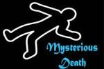 mysterious death