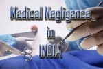 medical negligence in  india