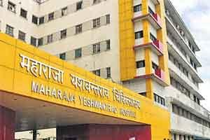 Indore: MY hospital witness a unique case