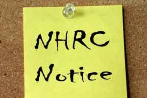 NHRC Notice To Health Ministry, Safdarjung Hospital