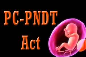 Pune: Husbands of patients booked under PC-PNDT Act