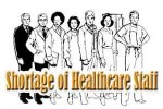 shortage of heathcare staff
