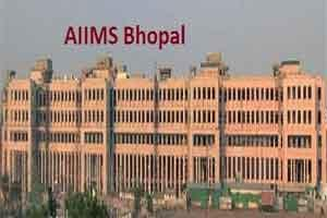 AIIMS Bhopal finally up to date with Hiring
