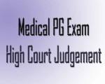 medical-pg-exam-high-court-