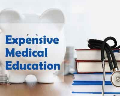 Karnataka governor concerned over expensive medical education