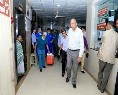 Green Corridor gives another lease of life at Fortis Mulund