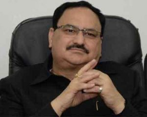 Govt working to improve health sector despite challenges: JP Nadda