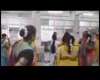 Mumbai:Video of Hospital OPD turned dance floor goes Viral